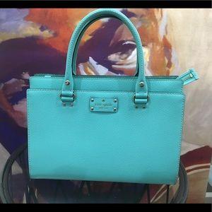 Like New - Kate Spade Clutch & Shoulder strap bag